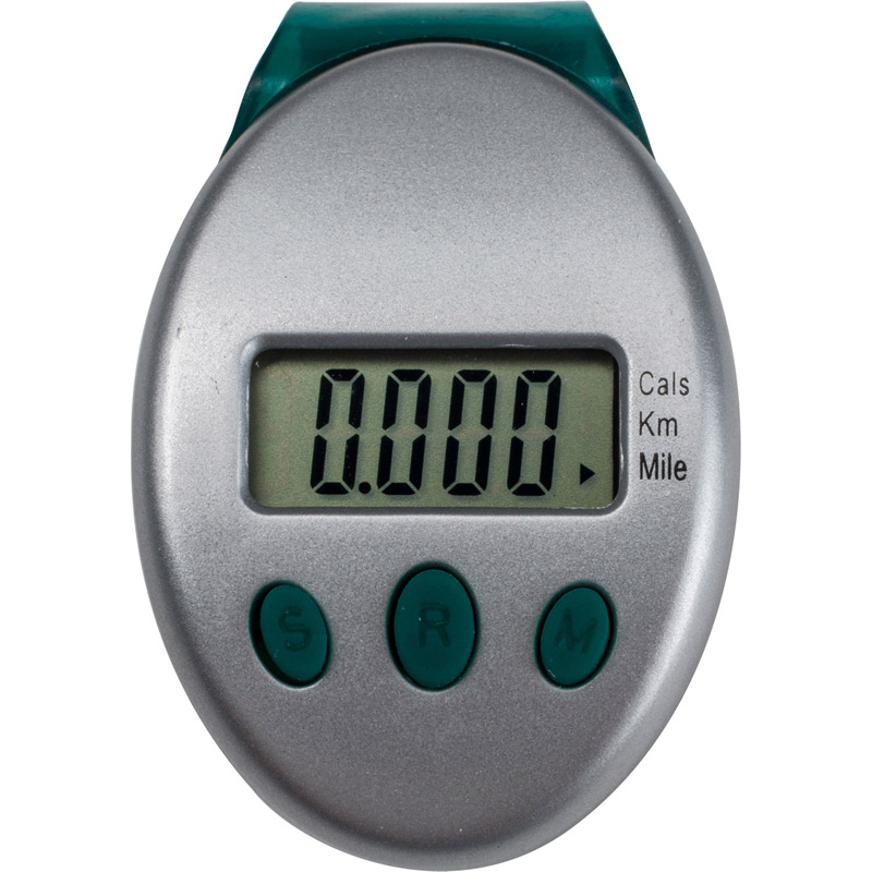 Clip-On Pedometer