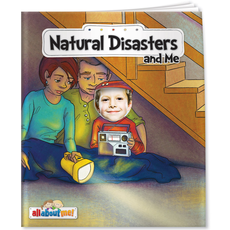 All About Me - Natural Disasters and Me