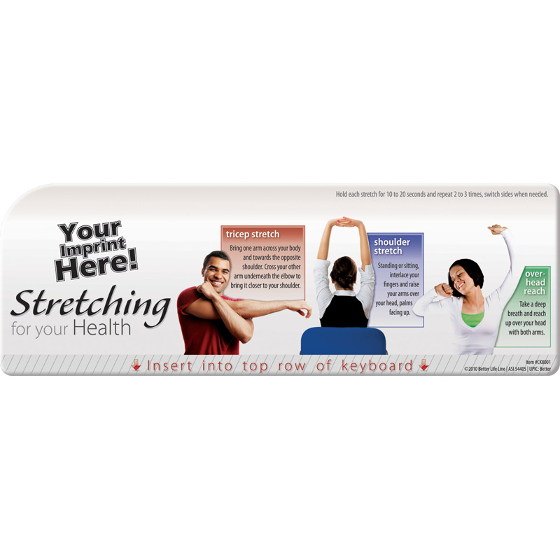 Keyboard Wiz - Stretching for Your Health