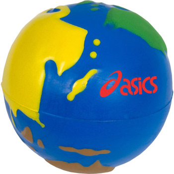 MultiColor Earth Stress Ball