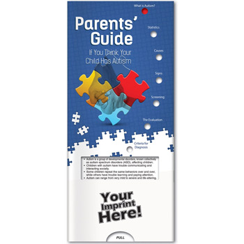 Pocket Slider - Parent's Guide: If You Think Your Child Has Autism