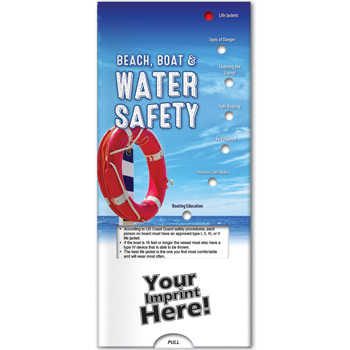 Pocket Slider - Boat & Water Safety