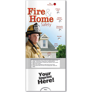 Pocket Slider - Fire and Home Safety