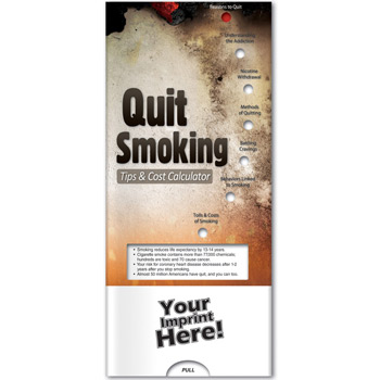 Pocket Slider - Quit Smoking: Tips and Cost Calculator