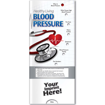 Pocket Slider - Blood Pressure: Healthy Living