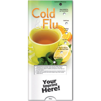 Pocket Slider - Cold and Flu: Facts and Prevention