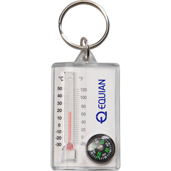 Handi Zip Temp with Compass