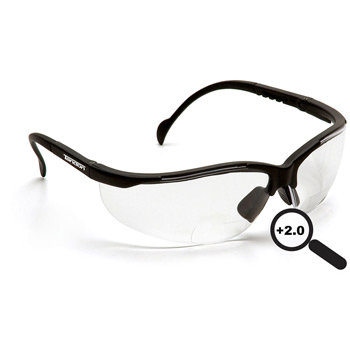 Venture II Readers Safety Glass