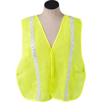 Lumen-X by Pyramex Safety Vest with Reflective Stripes