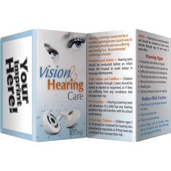 Key Points - Vision and Hearing Care