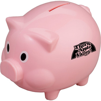 Piggy Shaped Bank