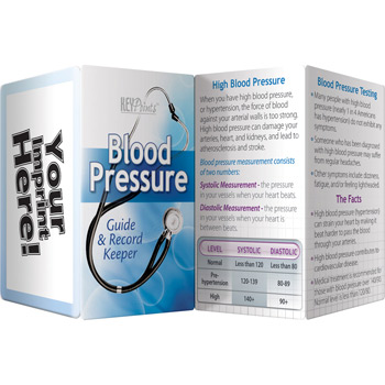 Key Points - Blood Pressure Guide and Record Keeper