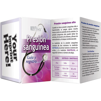Key Points - Blood Pressure Guide and Record Keeper (Spanish)