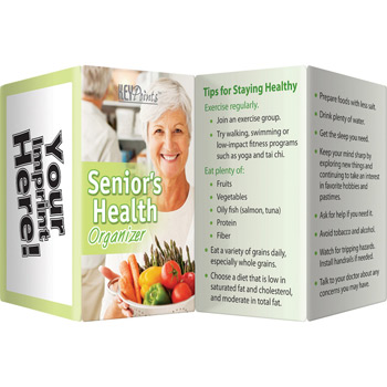Key Points - Senior's Health Organizer