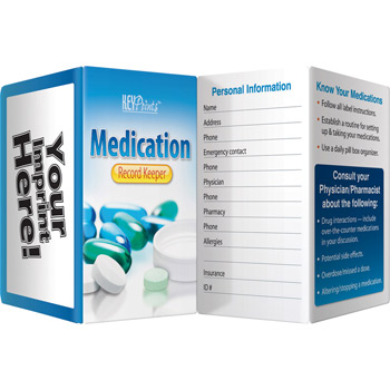 Key Points - Medication Record Keeper