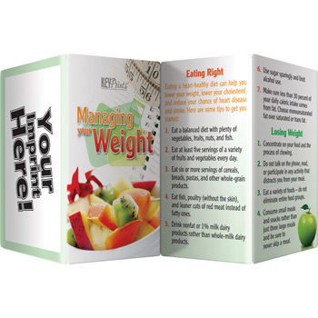 Key Points - Managing Your Weight