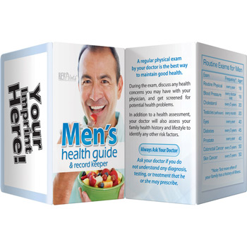 Key Points - Men's Health Guide and Record Keeper