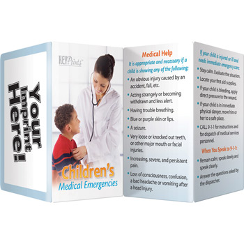 Key Points - Children's Medical Emergencies