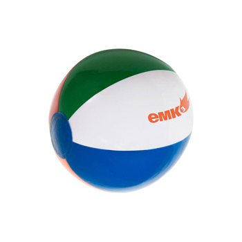 "6"" Inflatable Beach Ball"