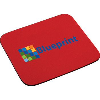 "1/4"" Thick Economy Mouse Pad"