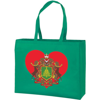 Medium Heart Tote Bag