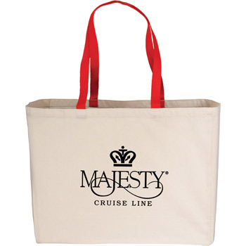 Large Cotton Tote Bag