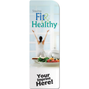 Bookmark - Staying Fit and Healthy