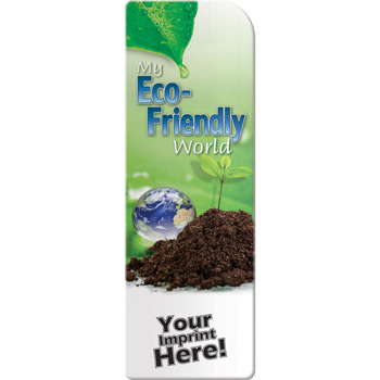 Bookmark - My Eco-Friendly World