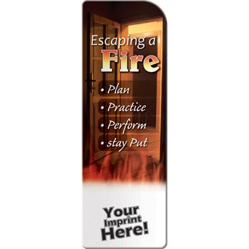 Bookmark - Escaping A Fire