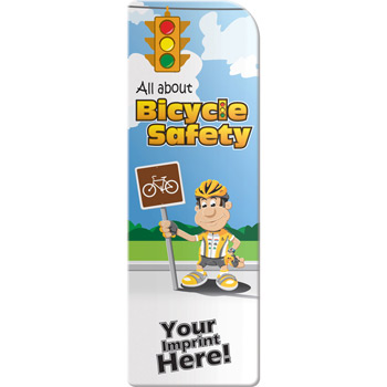 Bookmark - Bicycle Safety