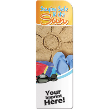 Bookmark - Staying Safe in the Sun