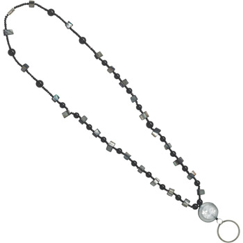 Beaded Neck Lanyard