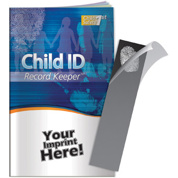 Better Book - Child ID Record Keeper & Fingerprint Kit
