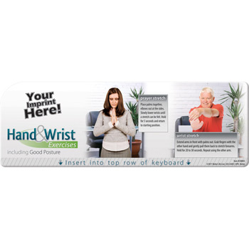 Keyboard Wiz - Hand and Wrist Exercises