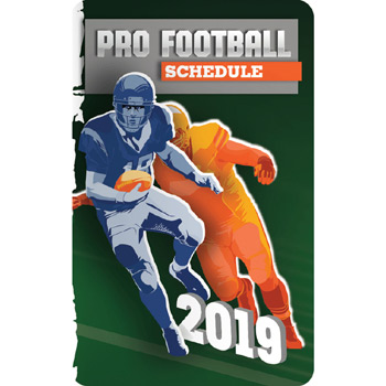 Key Points - Pro Football 2019 Season Schedule