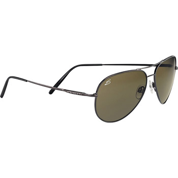 Serengeti Medium Aviator Sunglass
