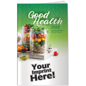 Pocket Calendar - 2020 Good Health
