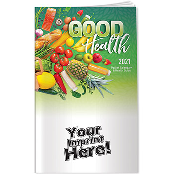 Pocket Calendar - 2021 Good Health