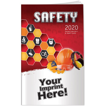 Pocket Calendar - 2020 Safety