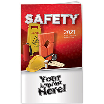 Pocket Calendar - 2021 Safety