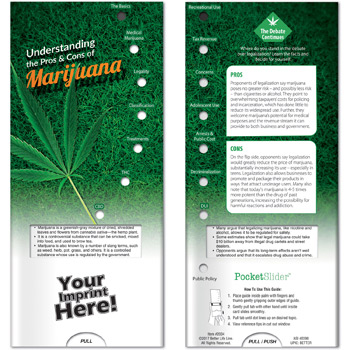 Pocket Slider - Understanding the Pros and Cons of Marijuana