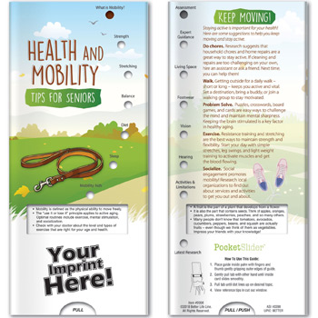 Pocket Slider - Health & Mobility - Tips for Seniors