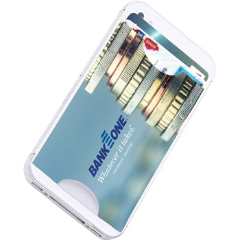CardSafe Cell Phone Wallet