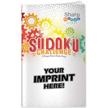 Sharp Minds Games - Sudoku Challenge