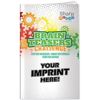 Sharp Minds Games - Brain Teasers Challenge