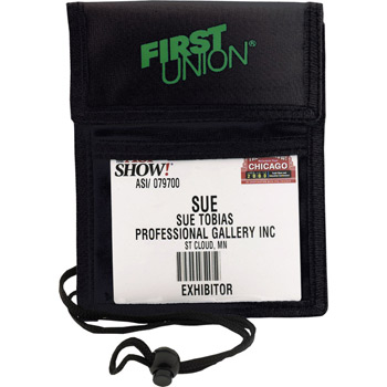 Trade Show Travel Pouch III